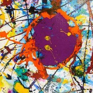 Sam Francis - Zonder titel, 1993 - kunstadvies Hanneke Janssen