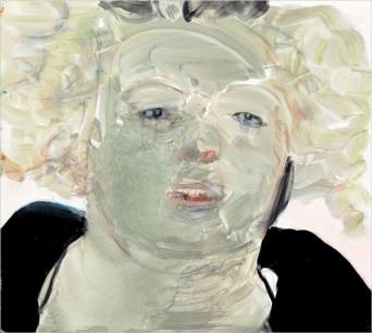 Top 50 kunstenaars - Kunstadvies Hanneke Janssen, Eindhoven Marlene_Dumas