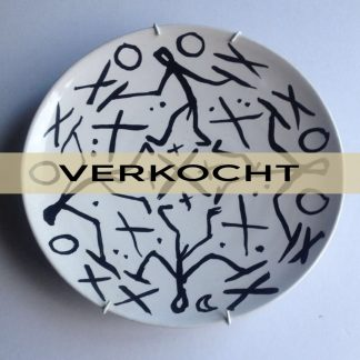 A.R Penck - bord - Kunstadvies Hanneke Janssen
