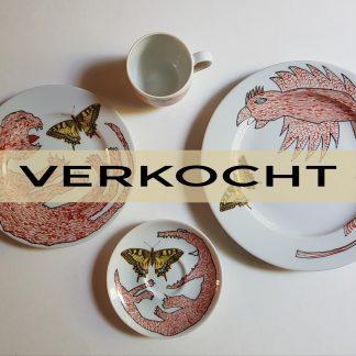 Xarel Visser - Servies - Kunstadvies Hanneke Janssen Eindhoven
