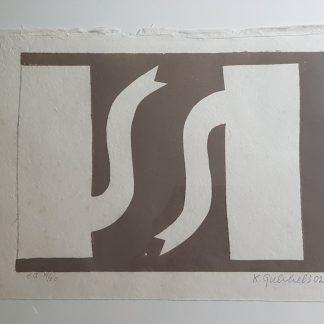 Klaas Gubbels - 2 Witte kannen - Kunstadvies Hanneke Janssen