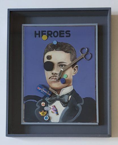 Reinier Lucassen - Heroes - Kunstadvies Hanneke Janssen