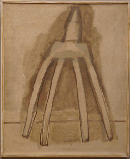 Klaas Gubbels - Paus Johannes 1965 - Kunstadvies Hanneke Janssen