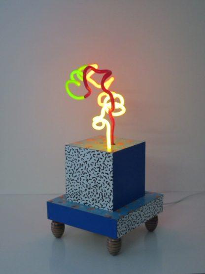 Jozef van der Horst - #D-neon - Kunstadvies Hanneke Janssen
