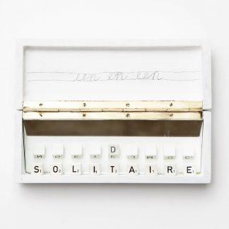 Frank Eerhart - Solitaire solidaire - KUnstadvies Hanneke Janssen