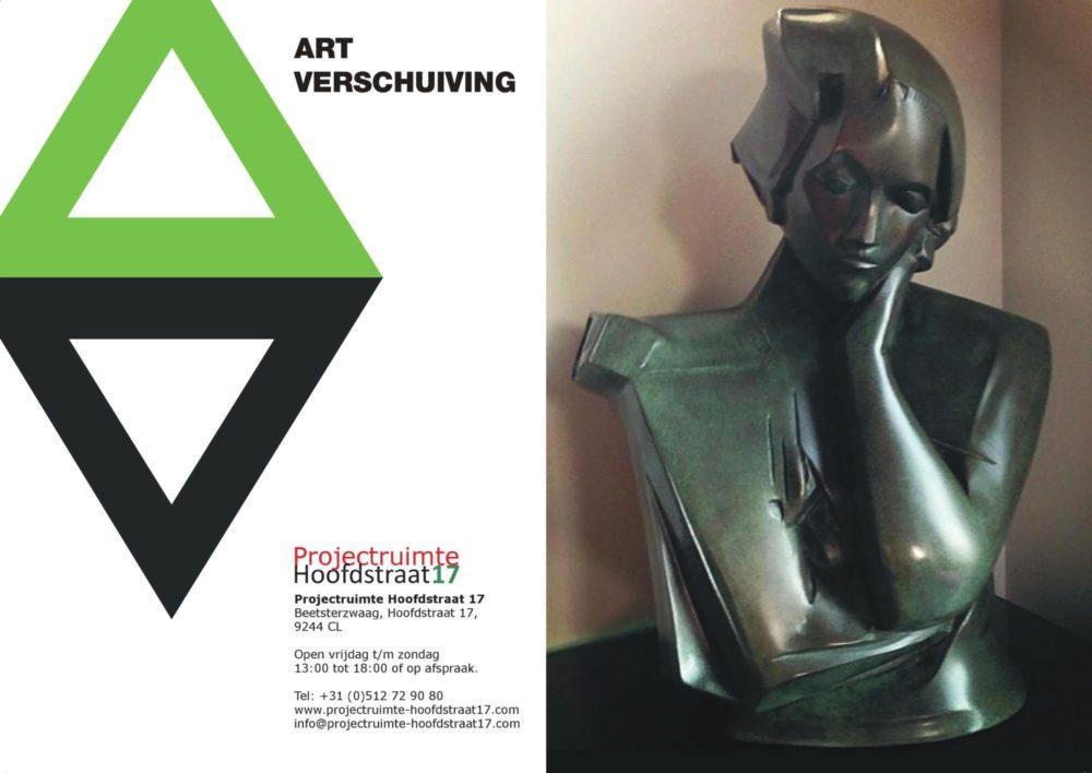 Art Verschuiving II / Beetsterzwaag - Kunstadvies Hanneke Janssen