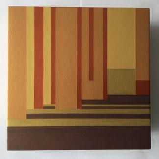 Guus Koenraads - Im Goldenen Raum - Kunstadvies Hanneke Janssen