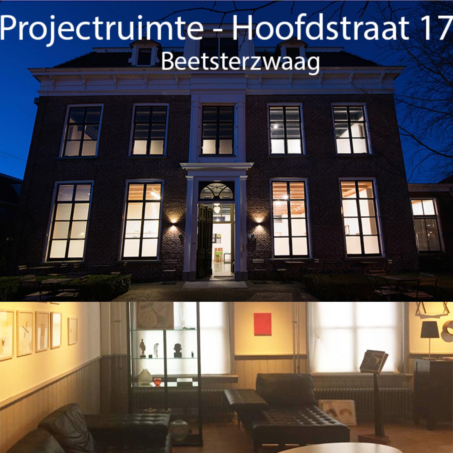 Projectruimte Beetsterzwaag - Art verschuiving II - Kunstadvies Hanneke Janssen