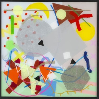 Paul Panhuysen - Kandinsky Systematic series - Kunstadvies Hanneke Janssen