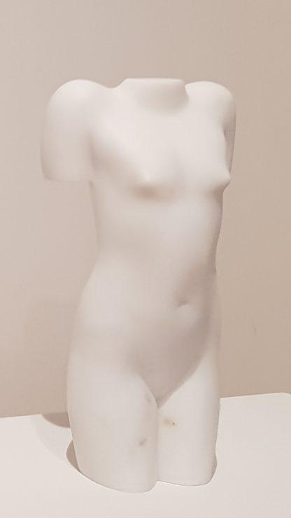 Eja Siepman van den Berg - Torsje van jong meisje (reg.nr 118) - Kunstadvies Hanneke Janssen