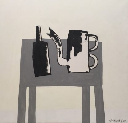 Klaas Gubbels - Gesprek - Kunstadvies Hanneke Janssen
