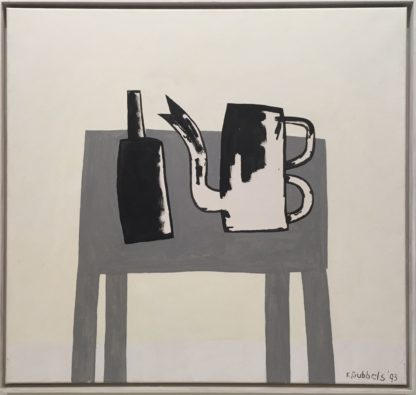 Klaas Gubbels - Gesprek 1993 - Kunstadvies Hanneke Janssen