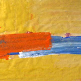 Bram Bogart - Zonder titel 1982 - Kunstadvies Hanneke Janssen