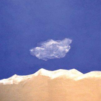 JCJ Vanderheyden - Witte bergen en wolk - Kunstadvies Hanneke Janssen