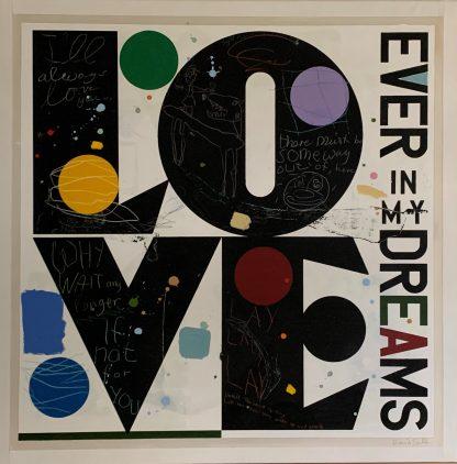 Davis Spiller - Love ever in my dreams - Kunstadvies Hanneke Janssen
