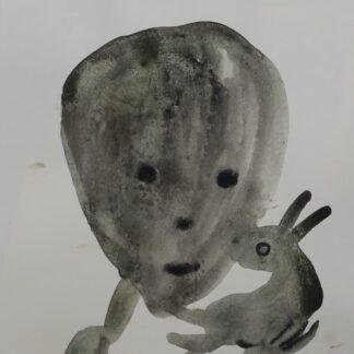 Johan Claassen - Kind met konijn - Kunstadvies Hanneke Janssen