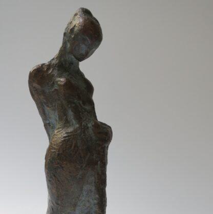 Sjra Schoffelen - Zwangere vrouw - Kunstadvies Hanneke Janssen