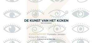 DE KUNST VAN HET KIJKEN - Kunstadvies Hanneke Janssen