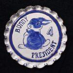 Frans Fransiscus - Bunny 4 President - Kunstadvies Hanneke Janssen